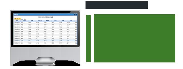 农业数据报告库